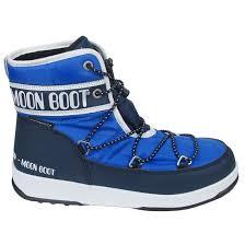 MOON BOOT Jr BOY MID WP