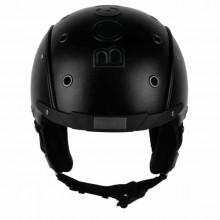 BOGNER Leater Black HELMET