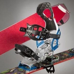 ROSSIGNOL SNOW BINDING XV SPLIT