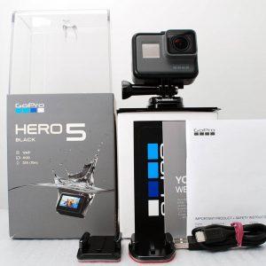 GO-PRO HERO 5 BLACK