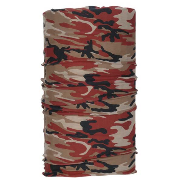 WIND X-TREME CAMOFLAGE RED